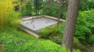 Portland Japanese Garden Zen Garden