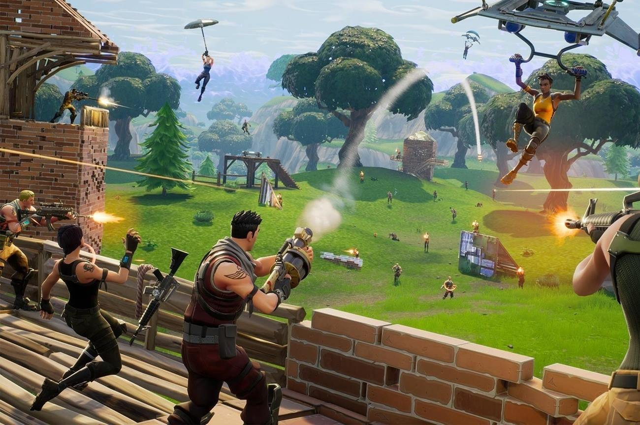 Fortnite made nearly half a billion dollars on just Apple devices in 2018, according to this new data