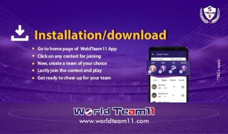 WorldTeam11 Referral Code, WorldTeam11 App Download