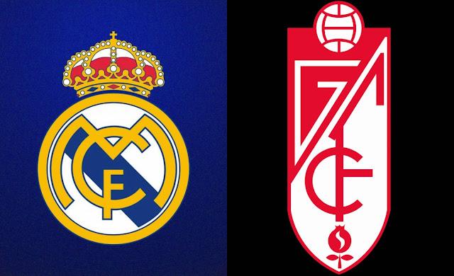 ريال مدريد ضيفا على غرناطة اليوم  في اختبار صعب لزيدان .. تعرف على موعد المباراة والقنوات الناقلة في ختام مواجهات الجولة 36 من الليجا