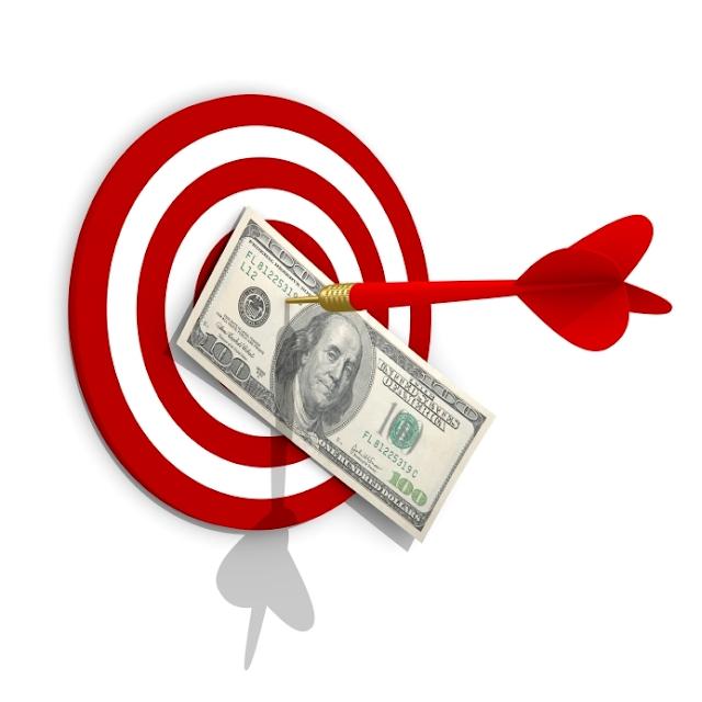 thiết lập mục tiêu tài chính