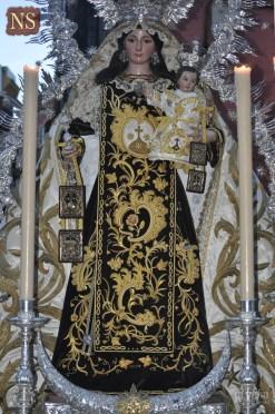 La devoción de la Virgen del Carmen en Sevilla bajo el paso de los siglos