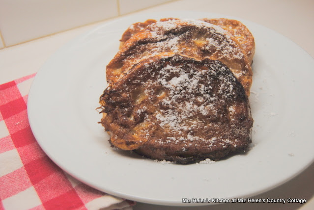 Easy French Toast Recipe at Miz Helen's Country Cottage