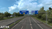 ets 2 realistic signs screenshots 10