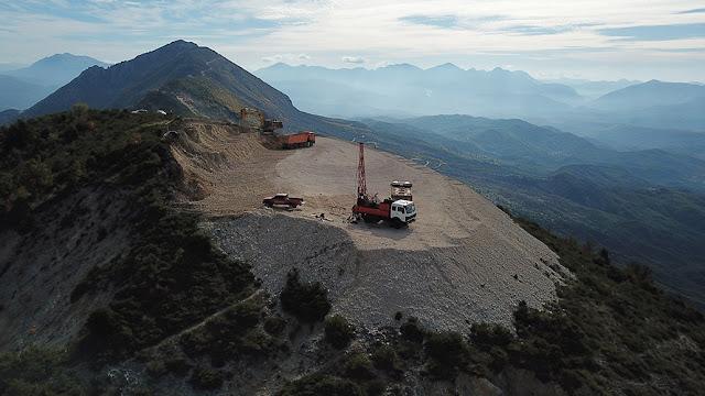 Γιάννενα: Δήμαρχος Πωγωνίου - Με Σεβασμό Στο Περιβάλλον, Σε Εξέλιξη Οι Εργασίες Στο Αιολικό Πάρκο