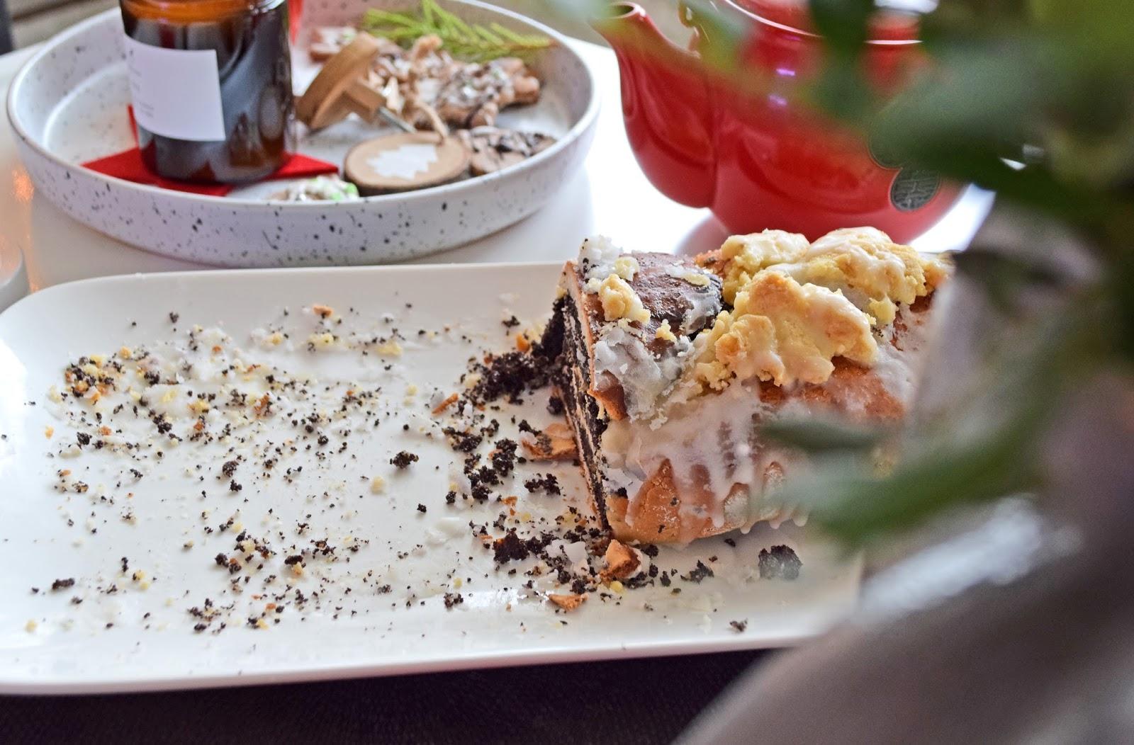 Ciasto z makiem, bez glutenu