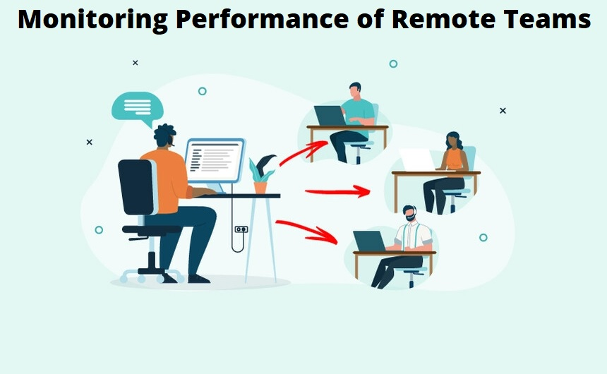 Monitoring Performance of Remote Teams