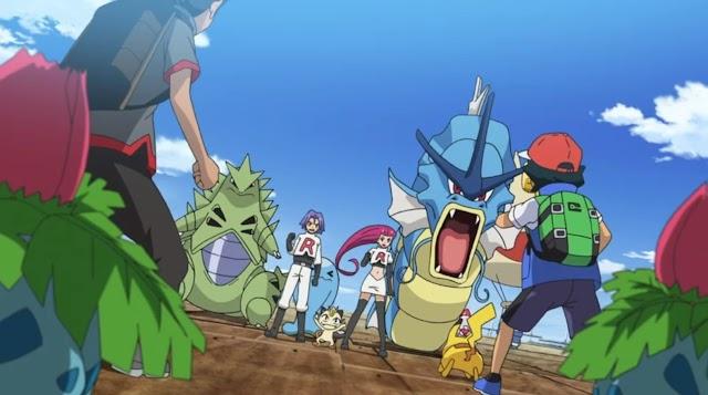 Pokemon Viajes capitulo 3 latino: ¡La misteriosa torre de Ivysaur!