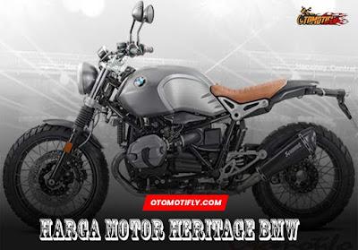 Harga Motor Heritage BMW