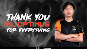 Chính thức: Optimus nói lời chia tay với Team Flash sau 2 năm gắn bó