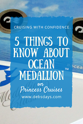 5 things to know about the Ocean Medallion on Princess Cruises