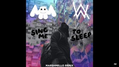 Alan Walker- Sing me to sleep ( Marshmello Remix )