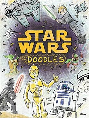 Libro Star Wars Doodles