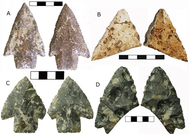 Scientists document late Pleistocene/early Holocene Mesoamerican stone tool tradition