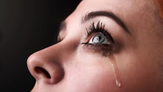 صور عيون خضر حزينة , صور عيون خضرة تبكي