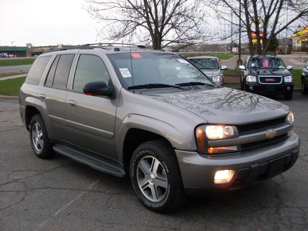 2006 Chevrolet Silverado 1500 Extended Cab >> Ride Auto: 2005 Trailblazer grey