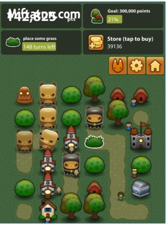 Game Puzzle Android Terlaris Triple Town Mod Apk