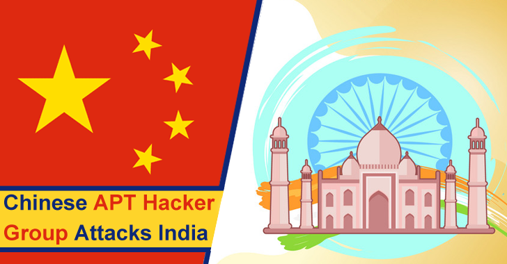 Chinese APT Hackers Attack India & Hong Kong Using a New Malware to Steal Sensitive Data Remotely