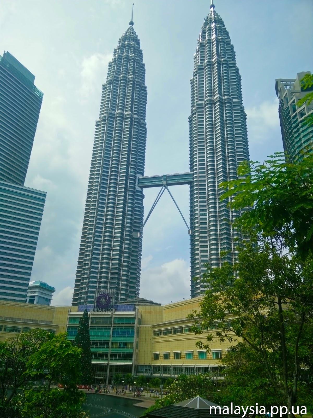 Твин Тауэр в Куала Лумпур