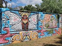 Street Art in Harrington Park by Tim Phibs