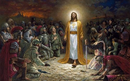 Los Que Han Seguido A Jesus A Lo Largo De La Historia