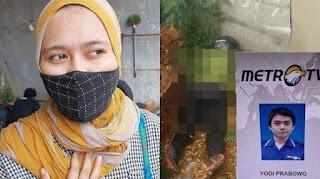 Pacar Editor Metro TV Ketahuan Ajak Dimas ke TKP Kamis Malam, Polisi Temukan Rambut