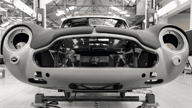 Aston Martin Back in Production and Building Goldfinger DB5 Cars