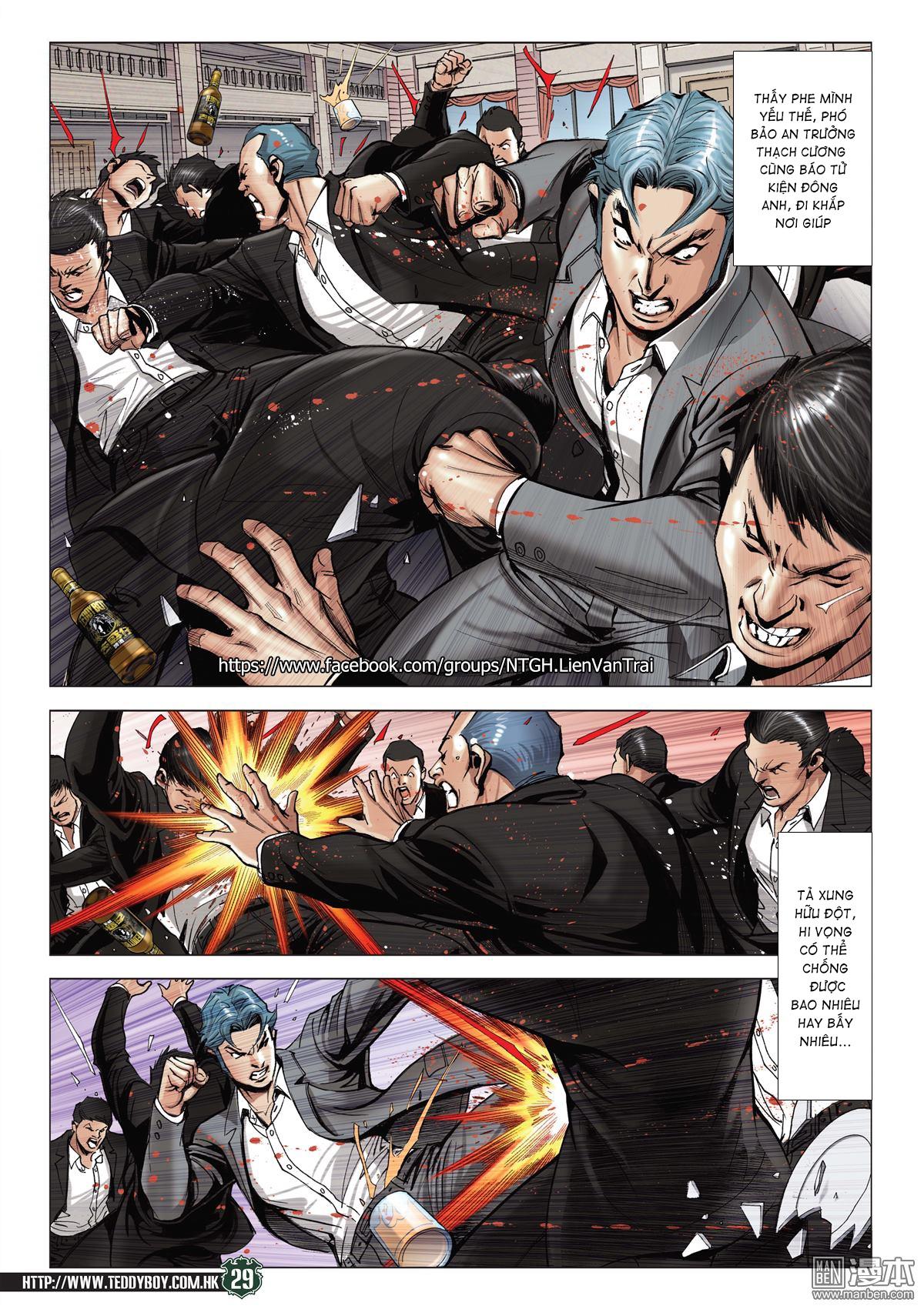 Người Trong Giang Hồ RAW chap 2070 - Trang 28