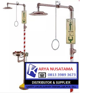 Jual Emergency Shower Stainless 607 di Lampung