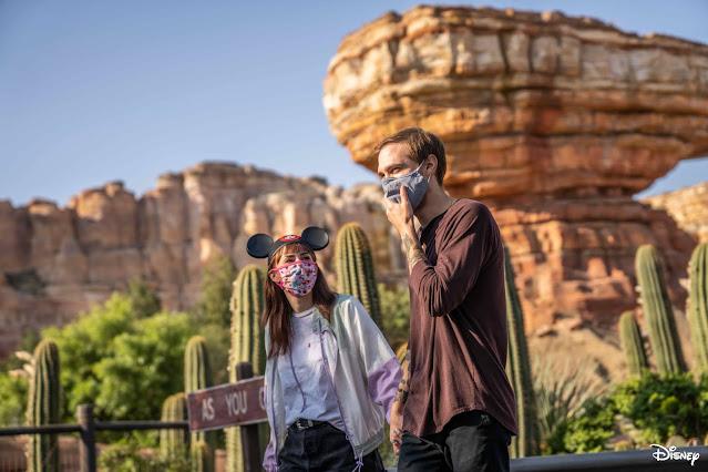 A Touch of Disney額外收費活動將於2021年3月18日起在 迪士尼加州冒險樂園Disney California Adventure舉行