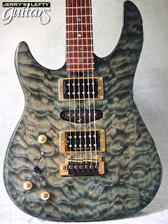 jerry 39 s lefty guitars newest guitar arrivals updated weekly brian moore c90p used left handed. Black Bedroom Furniture Sets. Home Design Ideas