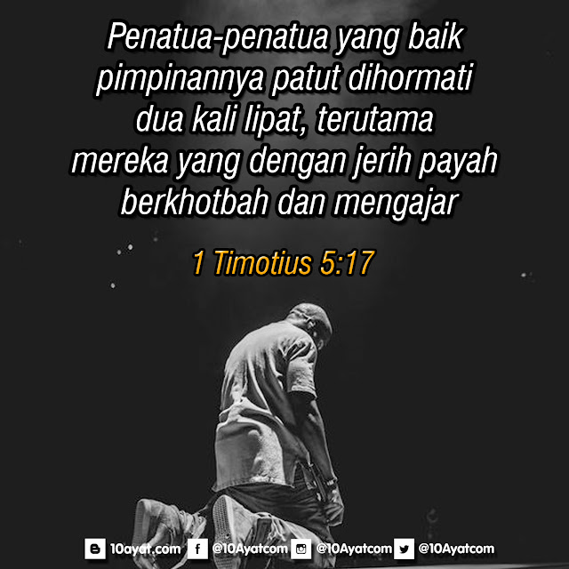 1 Timotius 5:17