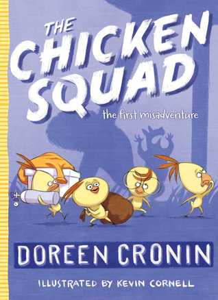 The Chicken Squad by Doreen Cronin is the first in this Early Reader/Beginning Chapter Book series.  A fun book boys and girls alike, first grade and up, will enjoy.  Alohamora Open a Book http://alohamoraopenabook.blogspot.com/