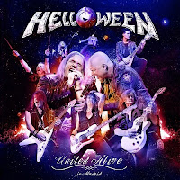 "Το τραγούδι των Helloween ""Keeper of the Seven Keys"" από το album ""United Alive"""