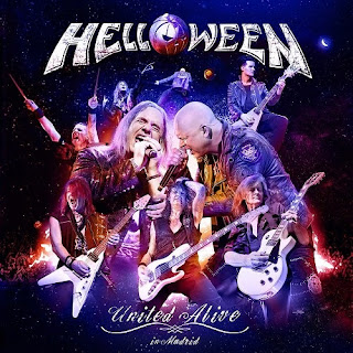 "Το τραγούδι των Helloween ""How Many Tears"" από το album ""United Alive"""