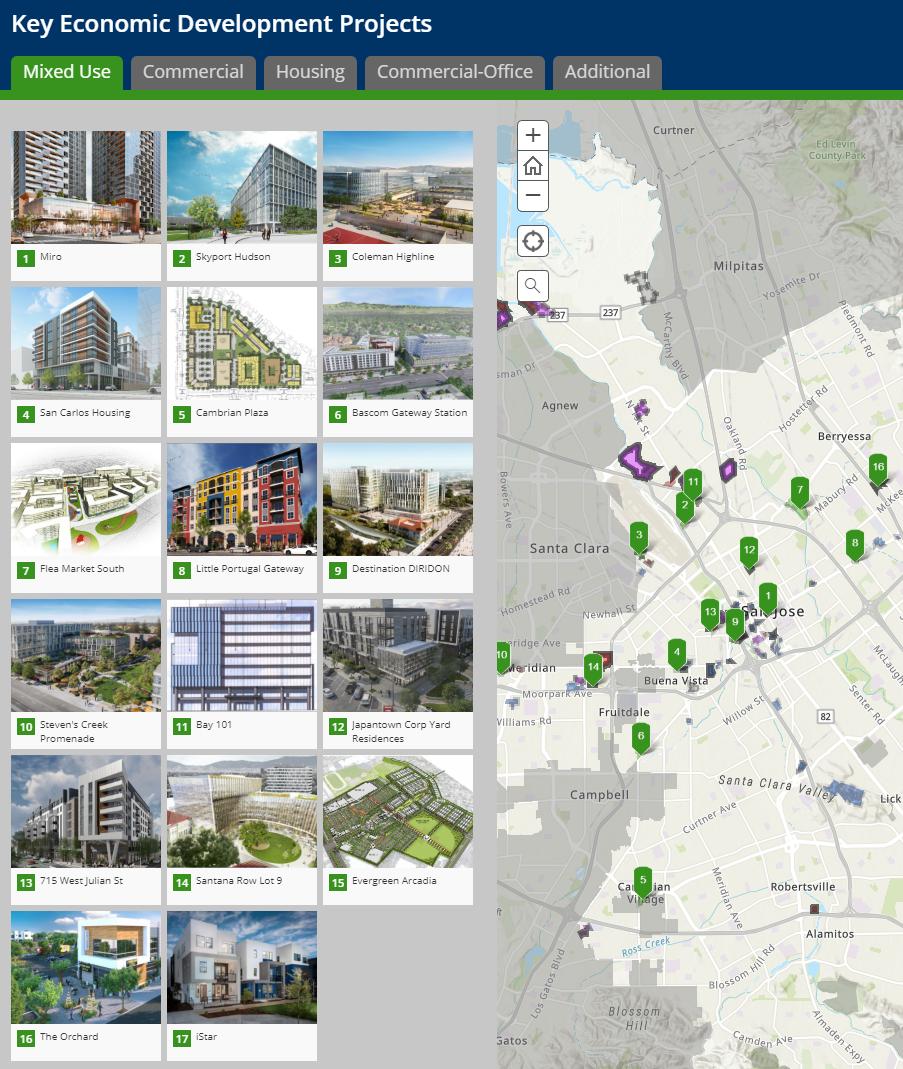The San Jose Blog: San Jose Development Projects