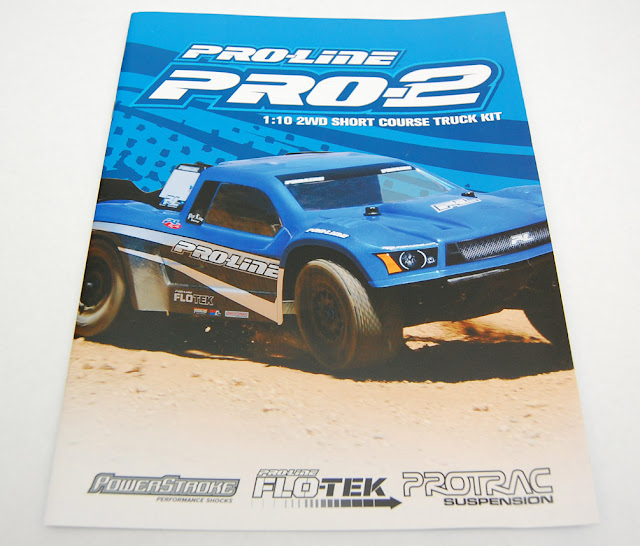 Pro-Line Pro-2 SC owners manual