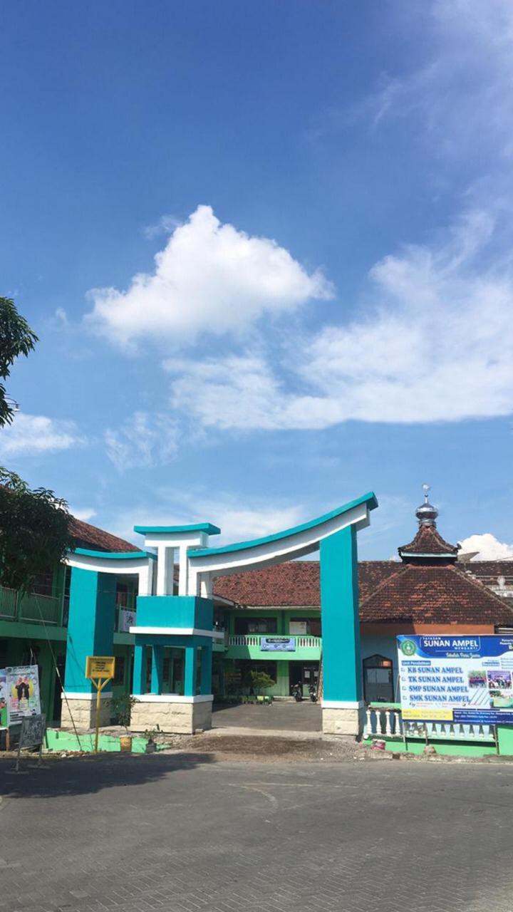 Yayasan Sunan Ampel Menganti