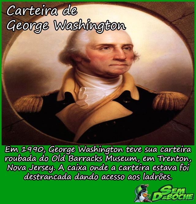 Carteira de George Washington