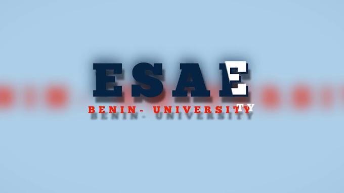 ESAE University Cotonou Benin Republic