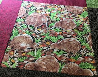 New Zealand Kiwi Fabric