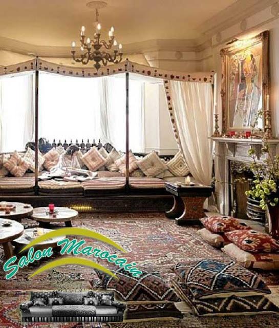 Salon marocain assinaya