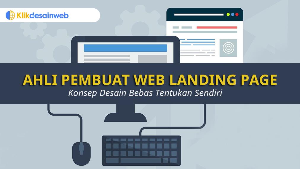 jasa landing page,jasa pembuatan landing page,jasa pembuatan web landing page