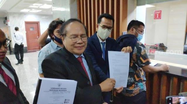 Gugat <i>Presidential Threshold</i> ke MK, Rizal Ramli: Agar Jadi Pemimpin Tak Bermodal Gorong-gorong
