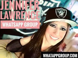 Jennifer Lawrence Fans WhatsApp Group Links