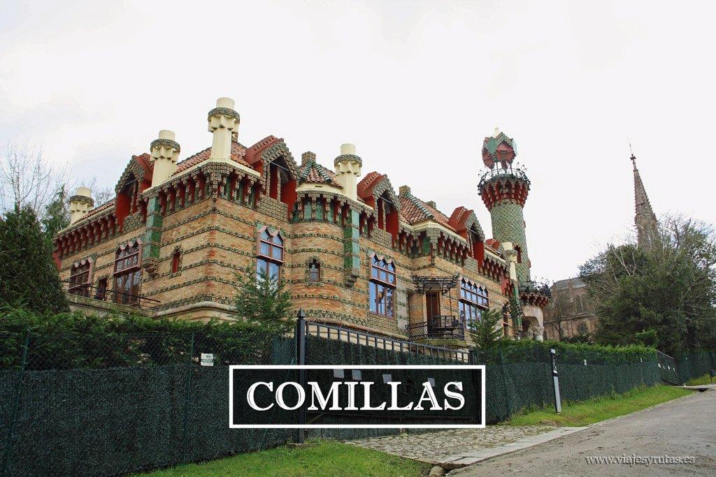 Comillas, una de las localidades más bonitas de Cantabria