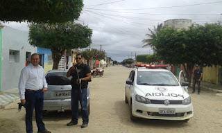 Polícia Civil prende dois acusados de assassinar jovem em Picuí