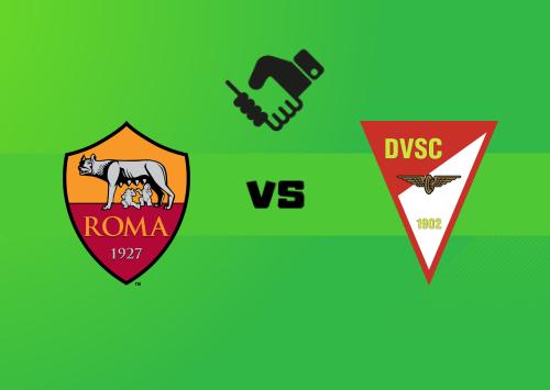 Roma vs Debrecen  Resumen