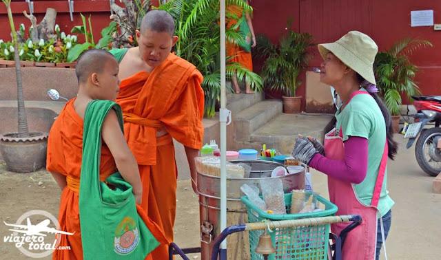 Tailandia ChiangMai mojes