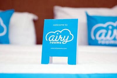 Airy Rooms Gulung Tikar